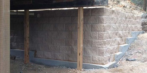 Retaining Walls In Newcastle Hunter Retaining Wall Construction